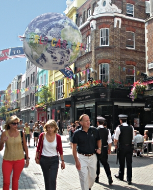 Carnaby Street London England